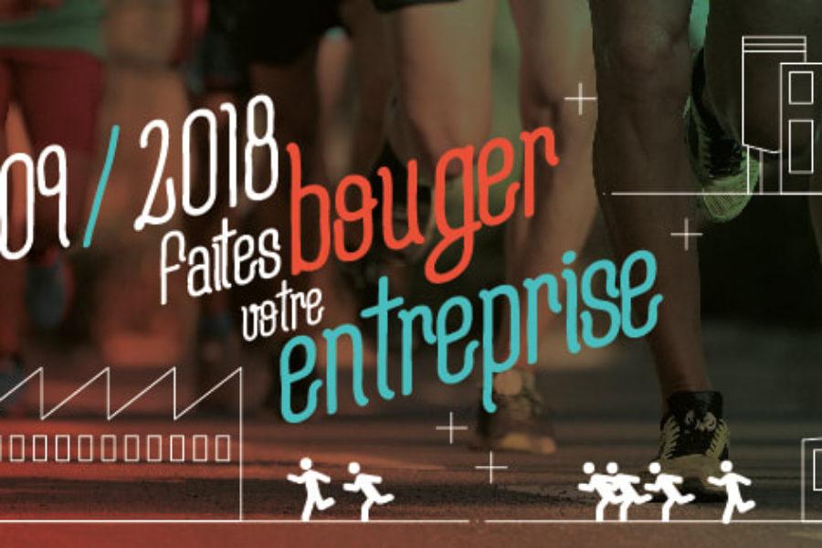 Les entreprises du groupe Batifeder participent au Work'n'Run